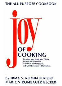 image of The Joy of Cooking: Revised and Expanded Edition
