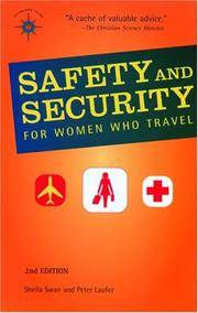 Safety and Security for Women Who Travel.