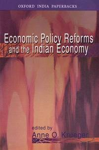 image of Economic Policy Reforms and the Indian Economy
