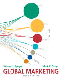 image of Global Marketing (7th Edition)