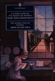 image of Vindication of the Rights of Women (Everyman's Library (Paper))