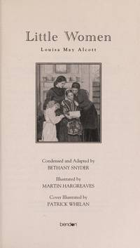 image of Junior Classics for Young Readers ~ Little Women by Louisa May Alcott