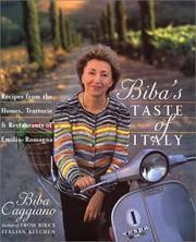 Biba's Taste of Italy: Recipes from the