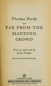 image of Far from the Madding Crowd (Signet classics)