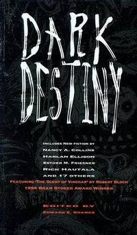 *Signed* Dark Destiny: Proprietors of Fate
