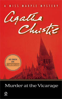 image of Murder at the Vicarage (Miss Marple Mysteries)