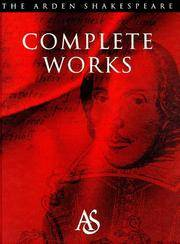 The Complete Works (Arden Shakespeare)