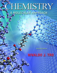 Chemistry: A Molecular Approach with MasteringChemistry® Access Code (2nd Edition)...