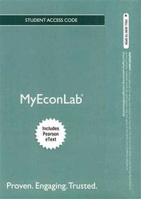 image of NEW MyEconLab with Pearson eText -- Access Card -- for Economics Today (MyEconLab (Access Codes))