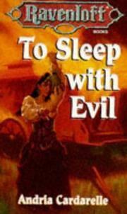 To Sleep with Evil