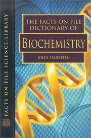 The Facts On File Dictionary Of Biochemistry