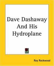 Dave Dashaway and His Hydroplane