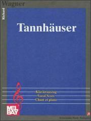 Tannhauser Vocal Score