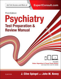 Psychiarty test preparation and review manual 3ed