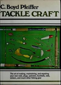 TACKLE CRAFT [Signed]