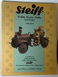 STEIFF TEDDY BEARS, DOLLS, AND TOYS WITH PRICES