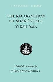 THE RECOGNITION OF SHAKUNTALA