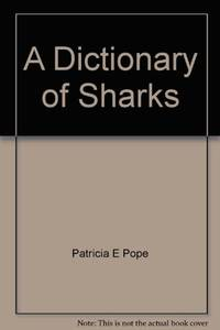 A Dictionary of Sharks