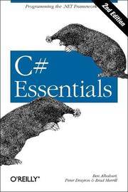 C# Essentials (2nd Edition)