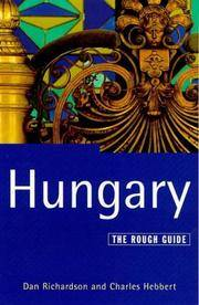 image of Hungary: The Rough Guide (4th Edition)