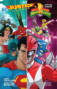 image of Justice League / Power Rangers