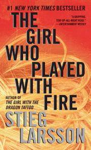 image of The Girl Who Played with Fire (Millennium Trilogy, No 2)