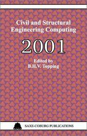 Civil and Structural Engineering Computing: 2001