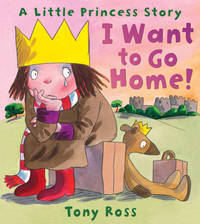 I Want to Go Home! (Little Princess)(Chinese Edition)