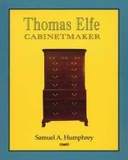 THOMAS ELFE CABINETMAKER.