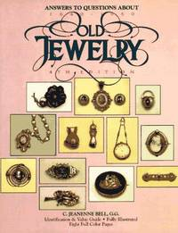Old Jewelry Answers to Questin About 1840-1950