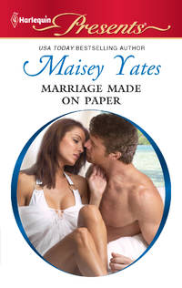 Marriage Made on Paper by  Maisey Yates - Paperback - 2011 - from MVE Inc. (SKU: Alibris_0022387)