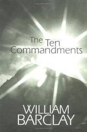 image of The Ten Commandments (The William Barclay Library)