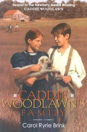 image of Caddie Woodlawn's Family