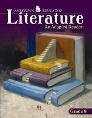 Jamestown Education, Adapted Literature, Student Edition Grade 9 (JT ADAPTED LITERATURE SERIES)