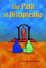 The Path Of Discipleship - Pamphlet