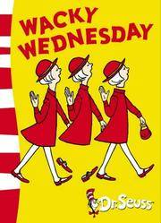 image of Wacky Wednesday: Green Back Book (Dr Seuss - Green Back Book)