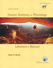 Human Anatomy and Physiology Laboratory Manual, Cat Version