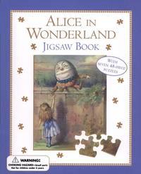 Alice in Wonderland Jigsaw Book (Phyllis Fogelman Books)