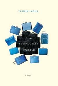 Blue Sunflower Startle