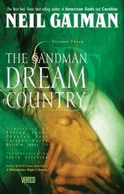 image of The Sandman Library, Volume 3: Dream Country
