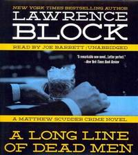 image of A Long Line of Dead Men (Matthew Scudder Crime Mysteries, Book 12)
