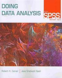 Doing Data Analysis with SPSS: Version 18.0 (5th US Edition)