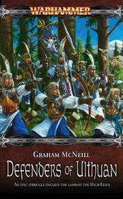 Defenders of Ulthuan (Warhammer Novels)