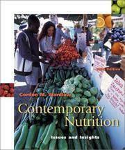 image of Contemporary Nutrition
