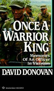 image of Once a Warrior King