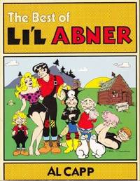 The best of Li'l Abner by Capp, Al