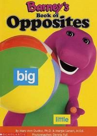 Barney's Book Of Opposites