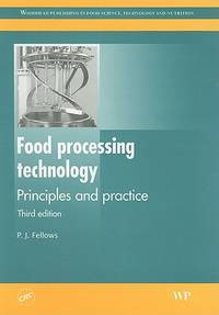 image of Food Processing Technology: Principles and Practice