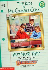 image of Author Day (Kids in Ms. Colman's Class)