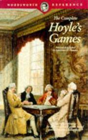 The Complete Hoyle's Games (Wordsworth Reference)